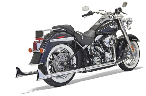 BASSANI FISHTAIL TRUE DUAL EXHAUST SYSTEM
