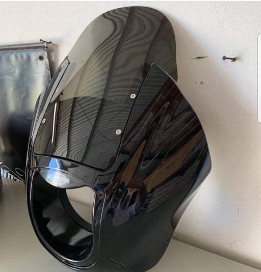 ALTERED INDUSTRIES QUARTER FAIRING WINDSHIELD