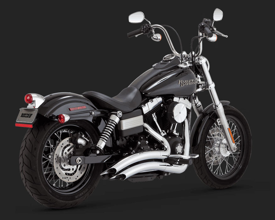 VANCE AND HINES BIG RADIUS 2-INTO-2