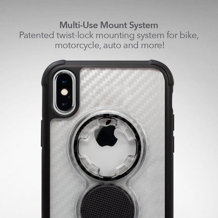 ROKFORM IPHONE XS/X CRYSTAL CASE