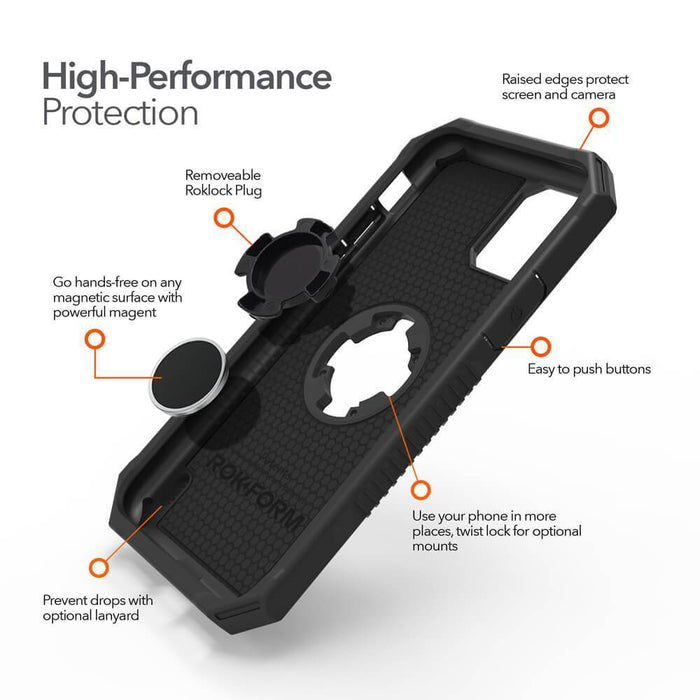 ROKFORM IPHONE 11 PRO RUGGED CASE