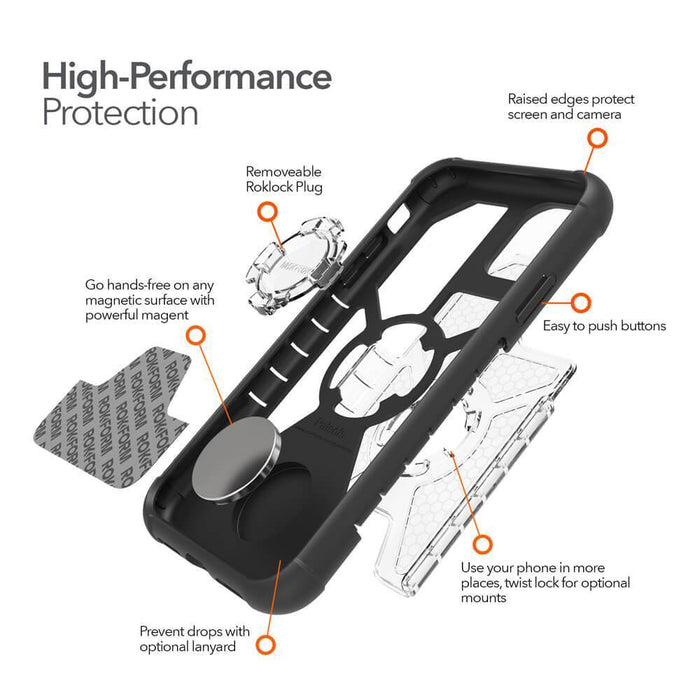 ROKFORM IPHONE 11 CRYSTAL CASE