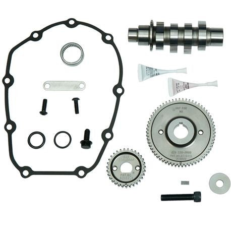 S&S 475G GEAR DRIVE CAMSHAFT KIT- 17-'20 M8 Models