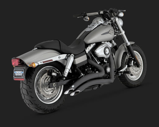 VANCE AND HINES BIG RADIUS 2-INTO-2 BLACK