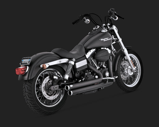 VANCE AND HINES BIG SHOTS STAGGERED BLACK