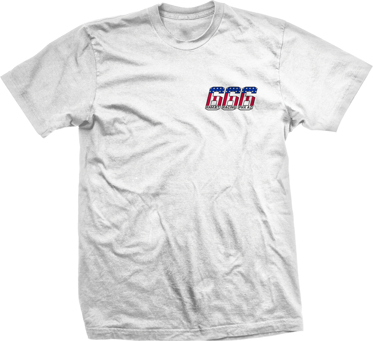 Ramjet Racing White T-Shirts