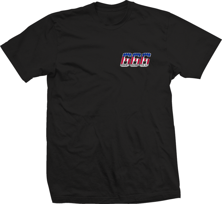 Ramjet Racing Black T-Shirts