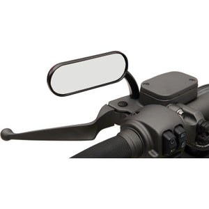 ARLEN NESS MINI OVAL MIRROR - BLACK