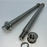 BARE KNUCKLE PAUL 91'-05' DYNA STAINLESS STEEL REAR AXLE KIT