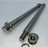 BARE KNUCKLE PAUL FXR STAINLESS STEEL REAR AXLE KIT