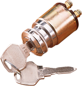 IGNITION SWITCH WITH KEYS (OFF/ACC/ON) - FXR