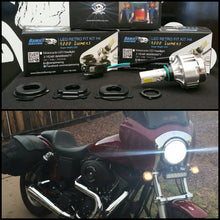 Load image into Gallery viewer, RAMJET H-4 LED HEADLIGHT INSERT