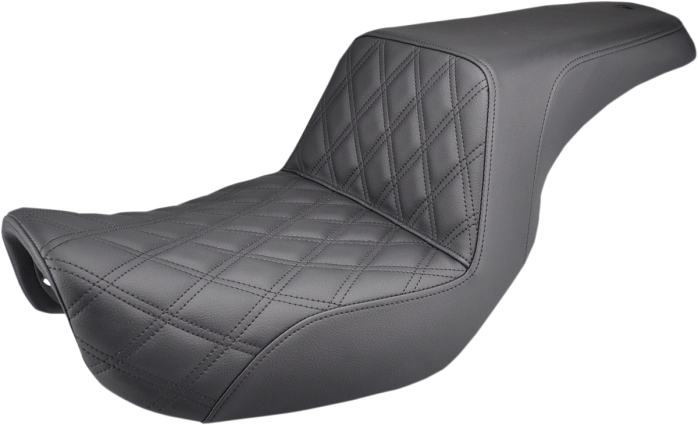 SADDLEMEN STEP UP SEAT DYNA