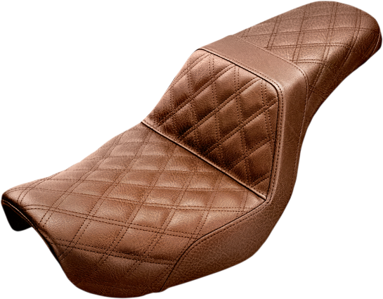 BROWN SADDLEMEN SEAT LS