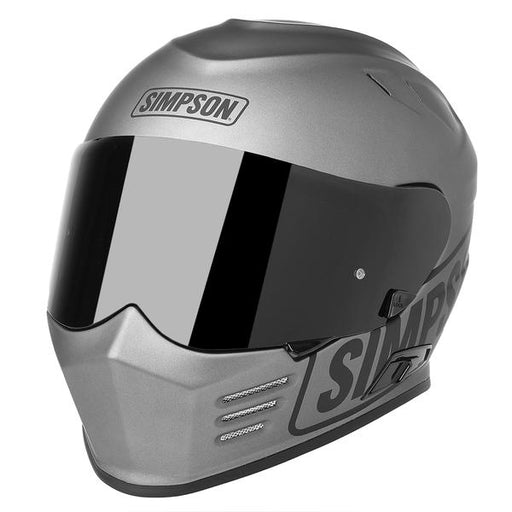 SIMPSON GHOST BANDIT LOGO SIMPSON MOTORCYCLE HELMET