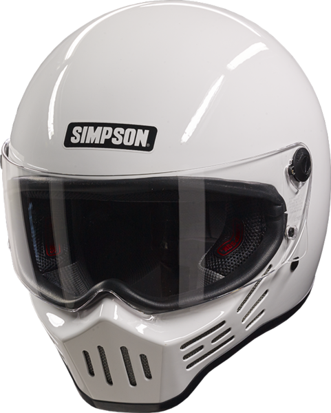 SIMPSON M30 MOTORCYCLE HELMET