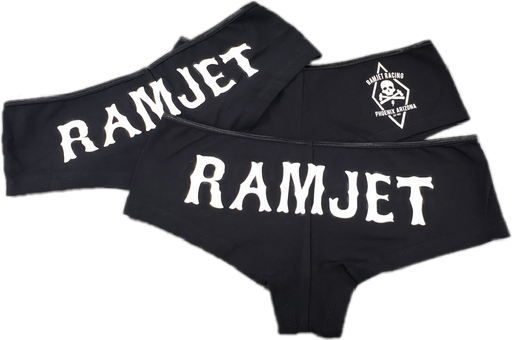 RAMJET WOMENS BOOTY SHORTS