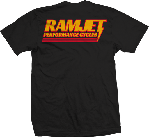 RAMJET RACING BOLT SHORT SLEEVE TEE