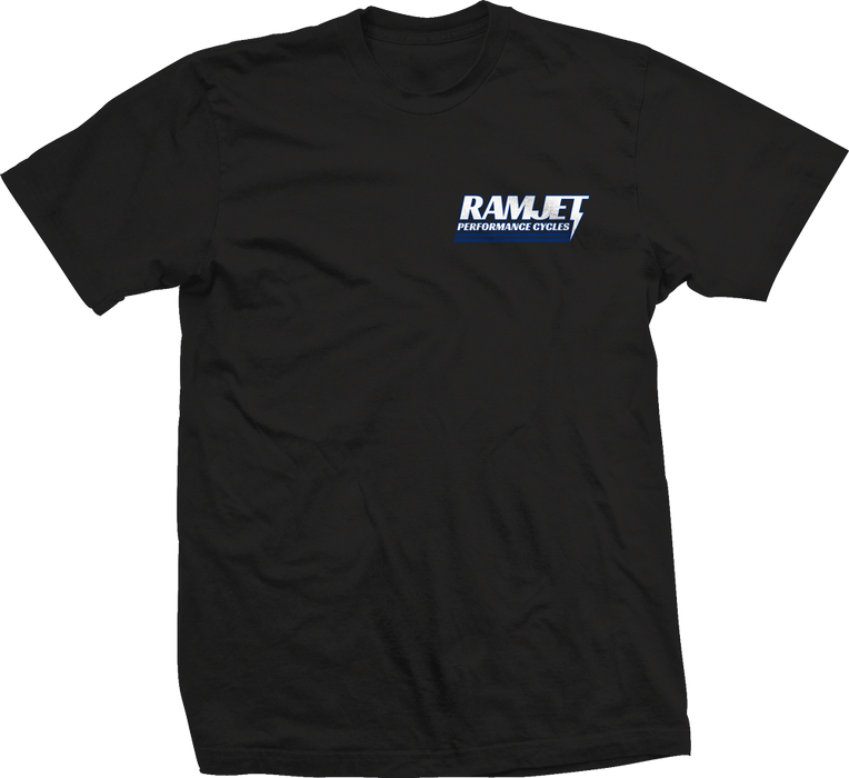 RAMJET RACING BOLT SHORT SLEEVE TEE (MORE COLORS)