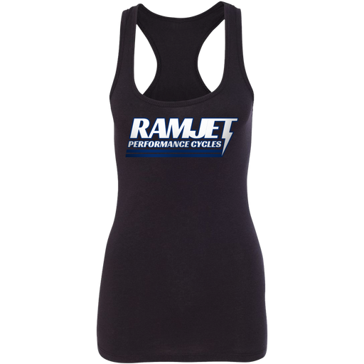 RAMJET WOMENS BOLT RAZOR BACK TANK