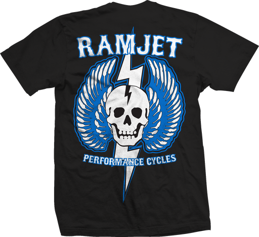 Ramjet Racing Striker Black/Blue T-Shirts