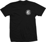Ramjet Racing Full-Throttle Black T-Shirt