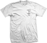 RAMJET PHOENIX CROSS SHIRT WHITE FRONT