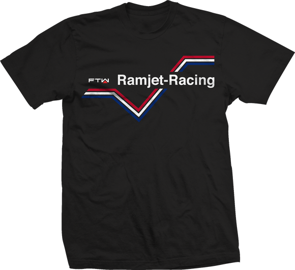 Ramjet Racing FXR MF Black T-Shirt