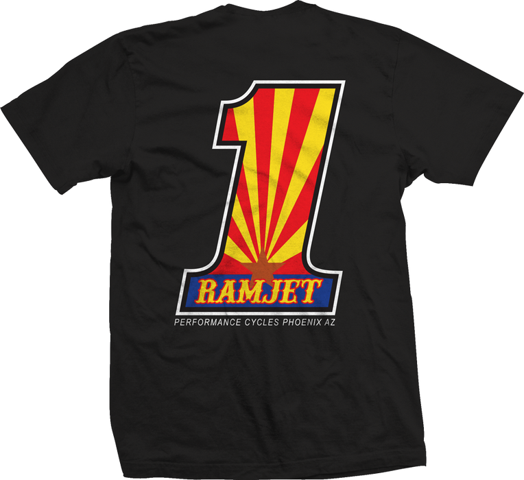 Ramjet Racing Colored No. 1 T-Shirt