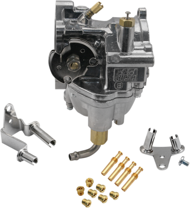S&S Super E/G + Carburetor (Natural)