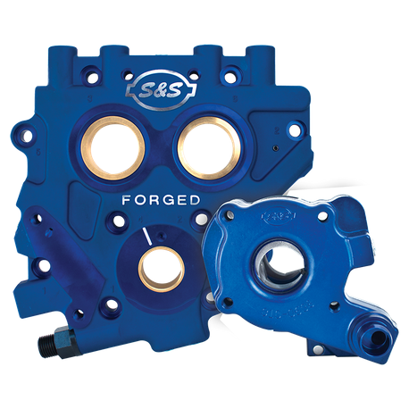 S&S TC3 OIL PUMP & CAMPLATE KIT 07-17 TWIN CAM