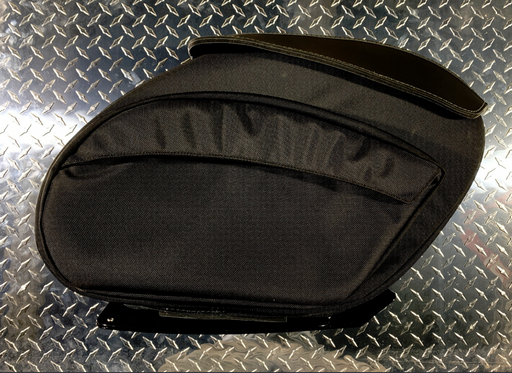 LEATHER PRO V3 SADDLEBAGS