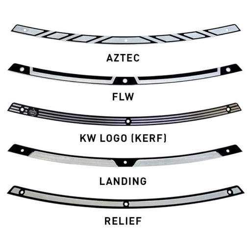 WINDSHIELD TRIM FOR H-D FLH MODELS