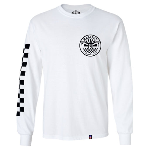 RAMJET RACING BMX LONG SLEEVE TEE