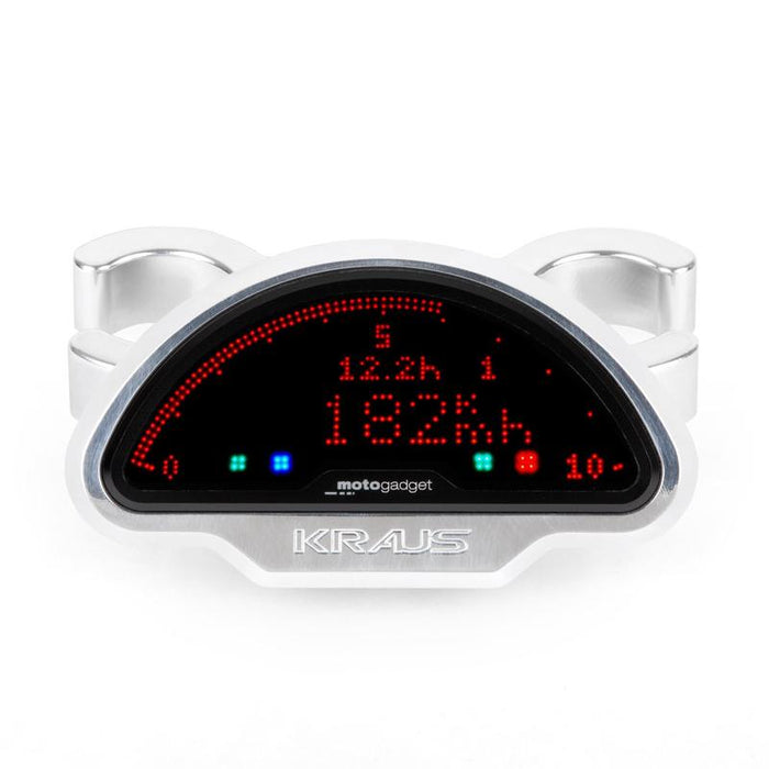 KRAUS MOTO PRO DIGITAL DISPLAY KIT (INCLUDES GAUGE)
