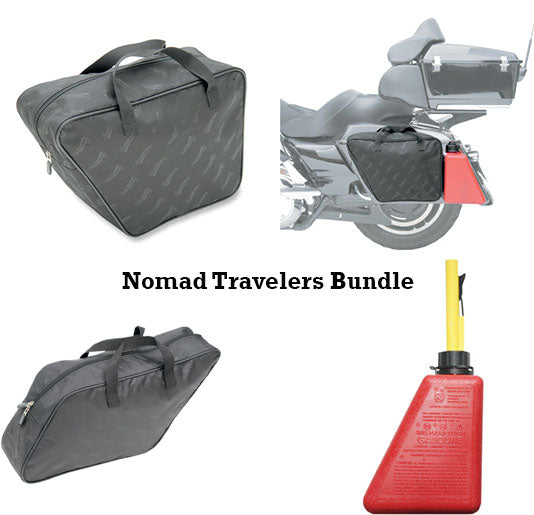 NOMAD TRAVELERS BUNDLE WITH REDA FUEL CAN