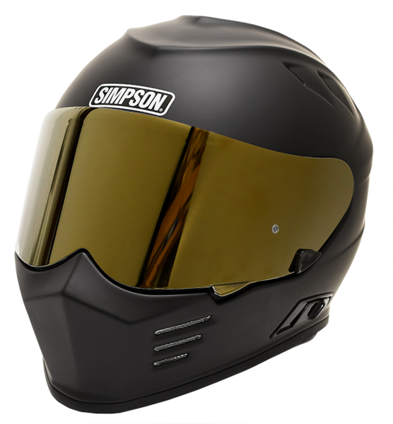 SIMPSON MOTORCYCLE HELMET REPLACEMENT SHIELDS- GHOST BANDIT
