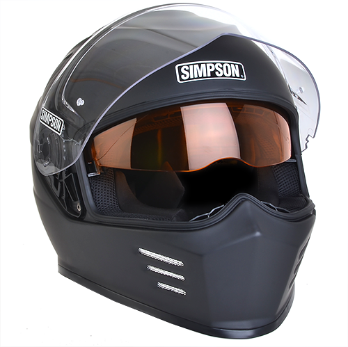 SIMPSON MOTORCYCLE HELMET REPLACEMENT INTERIOR SHIELDS
