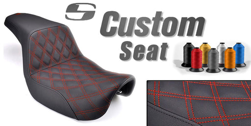 Custom Saddlemen Step-Up Seat