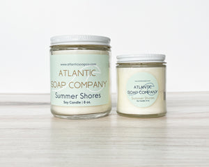 Summer Shores Soy Candle