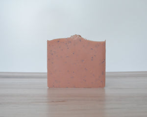 Speckled Rose Soap