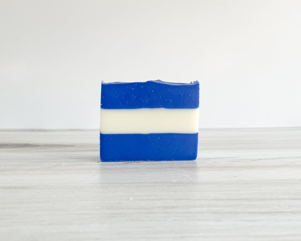 Ultramarine Soap