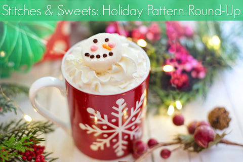 Stitches & Sweets: 85 Free Knitting & Crochet Patterns For The Holidays