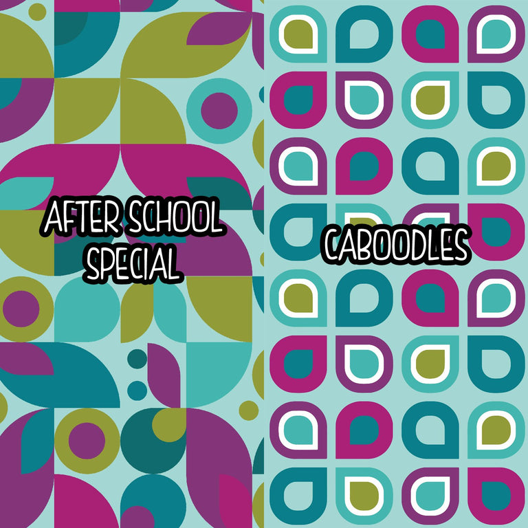 Pattern Keeper in After School Special