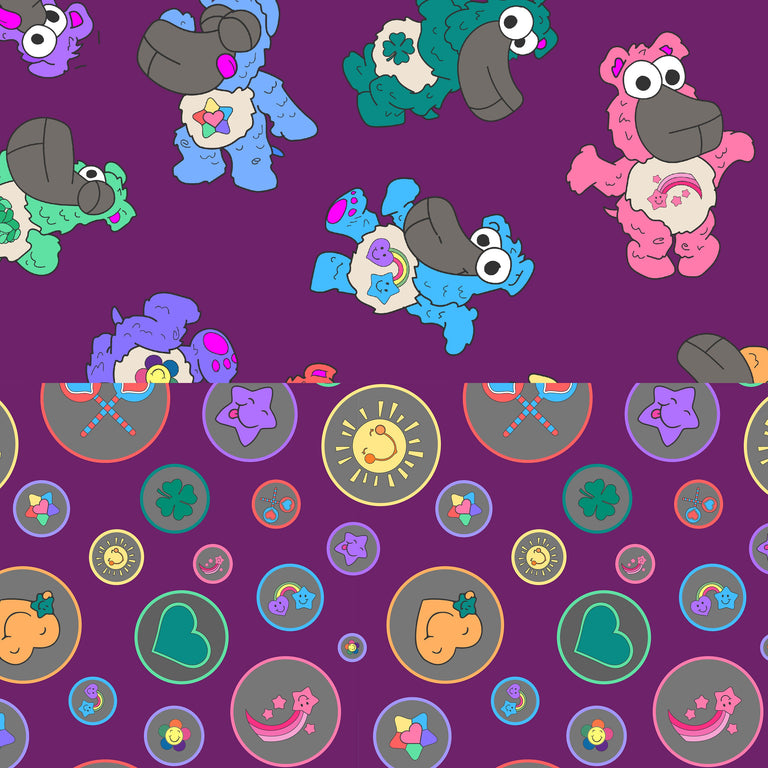 Pattern Keeper in Care Bears Sheeple