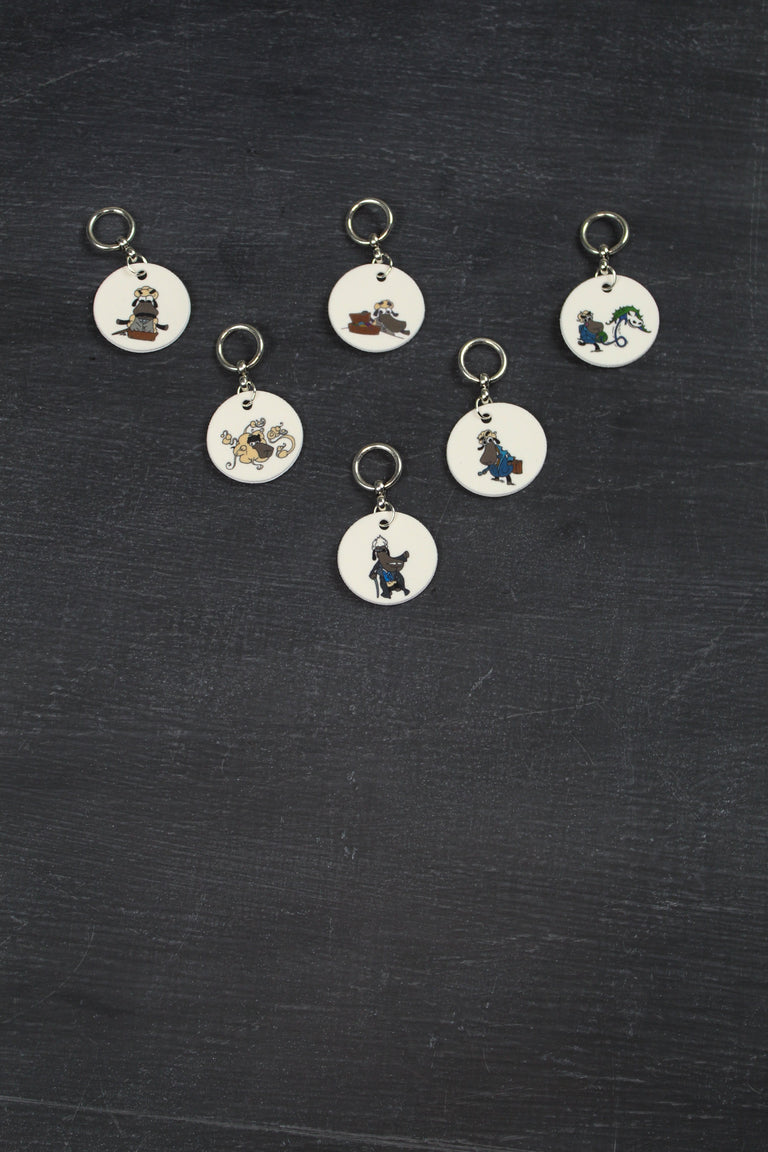 Stitch Marker Set in Fantastic Beasts and Where to Find Them Sheeple