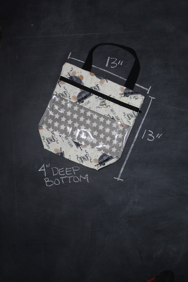 View Ewe Tote in Home is Where You Roam