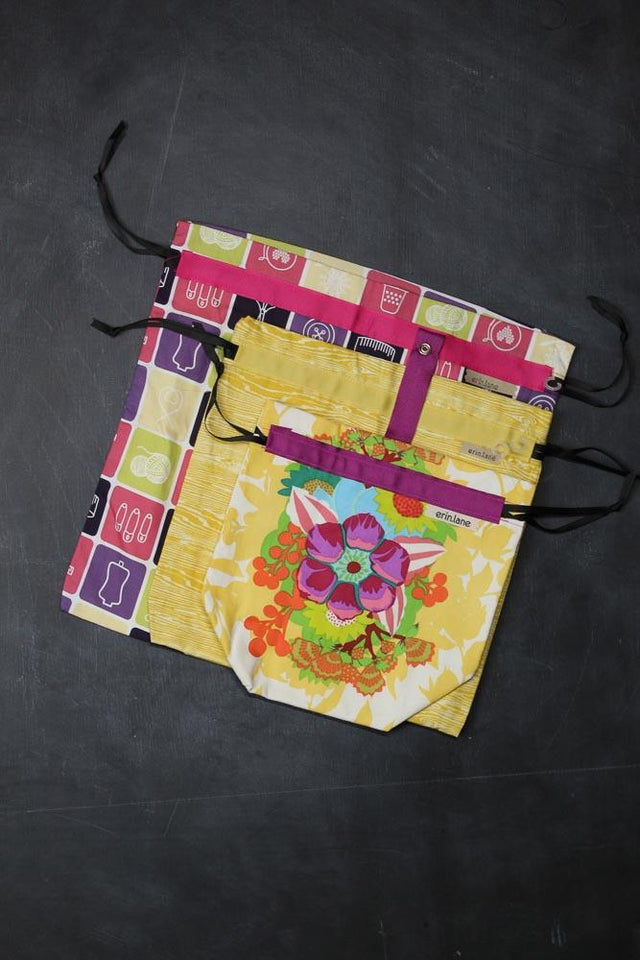 Three Bag Bundle in Beach Blossom