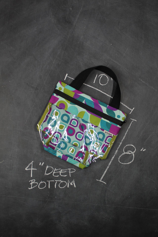 Mini View Tote Bag in After School Special