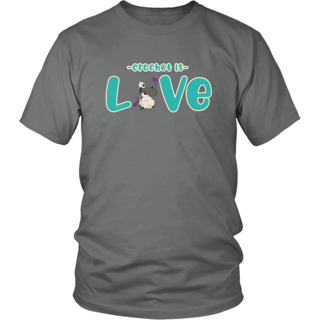 Crochet is Love Shirt